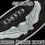 [ARTX] KIA Forte / Koup - Eagles Carbon Look Tuning Emblem Set