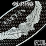 [ARTX] KIA Soul - Eagles Carbon Look Tuning Emblem Set
