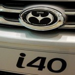 [ARTX] Hyundai i40 Wagon - Eagles Tuning Emblem Full Set