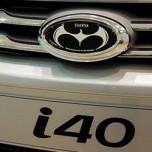 [ARTX] Hyundai i40 Wagon - Eagles Tuning Emblem Full Set