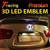 [RACETECH] Hyundai Logo 3D LED Emblem