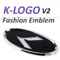 [SENSE LIGHT] KIA  - K-Logo Fashion Emblem Ver.2
