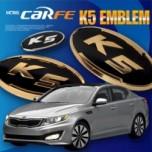 [MOBIS] KIA K5 - K5-Logo 3PCS Emblem Package