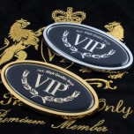 [VIP] VIP-178 Laurel Luxury Tuning Emblem Set