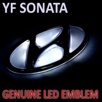 [BRICX] Hyundai YF Sonata - 2-Way LED Emblem Set