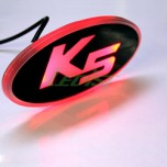 [LEDIST] KIA K5 - NEW STYLE 2-Way LED Emblem Set