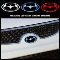 [ARTX] Hyundai Veracruz - Chrome Eagles LED Emblem Set