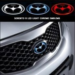 [ARTX] KIA Sorento R - Chrome Eagles LED Emblem Set