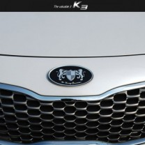[ARTX] KIA K3 - Luxury Generation Tuning Emblem Set