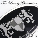 [ARTX] KIA Soul - Luxury Generation Tuning Emblem Set