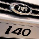 [ARTX] Hyundai i40 - Luxury Generation Tuning Emblem Full Set