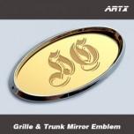 [ARTX] Hyundai Grandeur HG - Mirror Tuning Emblem Set