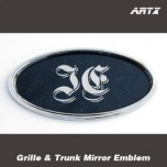 [ARTX] Hyundai New i30 - Mirror Tuning Emblem Set