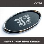 [ARTX] Hyundai YF Sonata - Mirror Tuning Emblem Set