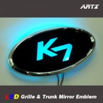 [ARTX] KIA New K7 - LED Mirror Tuning Emblem Set