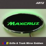 [ARTX] Hyundai MaxCruz / Grand Santa Fe - LED Mirror Tuning Emblem Set No.93