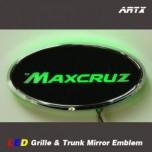 [ARTX] Hyundai MaxCruz / Grand Santa Fe - LED Mirror Tuning Emblem Set No.93