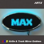 [ARTX] Hyundai MaxCruz / Grand Santa Fe - LED Mirror Tuning Emblem Set No.98