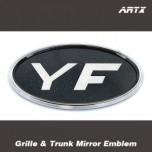 [ARTX] Hyundai YF Sonata - Mirror Tuning Emblem Set No.88