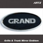 [ARTX] Hyundai Grand Starex / H1 - Mirror Tuning Emblem Set no.97