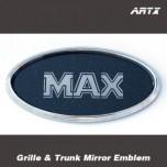 [ARTX] Hyundai MaxCruz / Grand Santa Fe - Mirror Tuning Emblem Set no.98