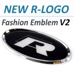 [SENSE LIGHT] KIA  - New R-Logo Fashion Emblem Ver.2