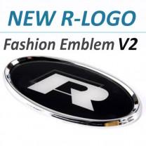 [SENSE LIGHT] KIA  - New R-Logo Fashion Emblem Ver.2