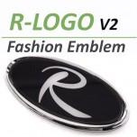 [SENSE LIGHT] KIA  - R-Logo Fashion Emblem Ver.2