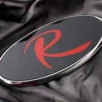 [VIP] KIA Sportage R - VIP-177 R-Logo Tuning Emblem Set