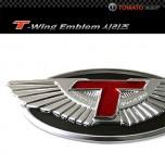 [TOMATO] HYUNDAI / KIA - T-Wing Series Chrome Emblem