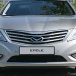 [AUTORIA] Hyundai 5G Grandeur HG - V-Style Eagle Emblem Set