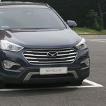 [AUTORIA] Hyundai MaxCruz - V-Style Eagle Edition Emblem Set