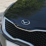 [AUTORIA] KIA K5 / New K5 - V-Style Eagle Emblem Set - Bonnette / Trunk