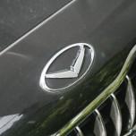 [AUTORIA] KIA K9 / Quoris - V-Style Eagle Emblem Set