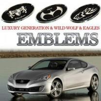 [ARTX] Hyundai Genesis Coupe - Tuning Emblem Set VER.2