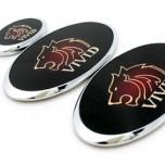 [SANCUS] KIA K7 - VIVID LION Tuning Emblem