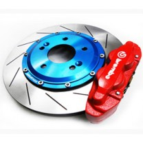 [DMS] Hyundai YF Sonata - 2-piece 12.6 Disc Rotor + Caliper Conversion Kit