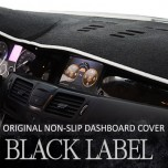 [BLACK LABEL] Hyundai New Accent Wit​​​ - Premium Non-Slip Carpet Dashboard Cover