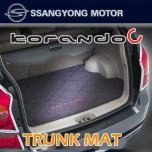 [SSANGYONG] SsangYong Korando C - Genuine Trunk Mat