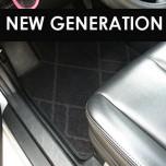[TWOMANSHOP] GM-Daewoo Winstorm - New Generation Floor Mat Set