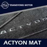 [SSANGYONG] SsangYong Actyon - Genuine Super DLX Floor Mat Set