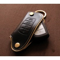 [AEGIS] Hyundai New Tucson iX 2013 - SWING Smart Key Leather Key Holder (4 Buttons)