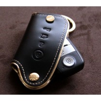 [AEGIS] KIA The New K5 - SWING Smart Key Leather Key Holder (4 Buttons)