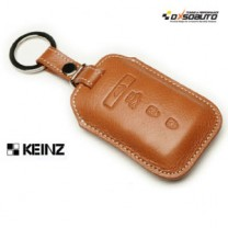 [KEINZ] KIA K9 (Quoris) - Smart Key Leather Pouch Clam Key Holder