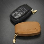 [KIA] KIA K3 - Smart Key Leather Key Holder