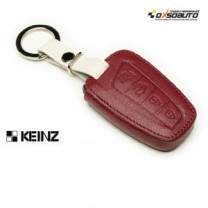 [KEINZ] Hyundai Santa Fe DM - Smart Key Leather Pouch Key Holder (Kit)