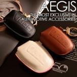 [AEGIS] Hyundai MaxCruz - Smart Key Leather Key Holder SEASON 1