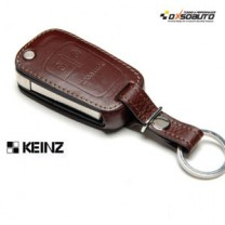 [KEINZ] Chevrolet Orlando - Folding Key Leather Key Holder (2 Buttons)