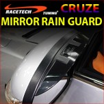 [RACETECH] Chevrolet Cruze - Side Mirror Rain Guard