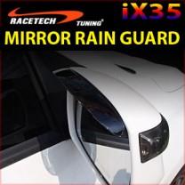 [RACETECH] Hyundai Tucson iX - Side Mirror Rain Guard